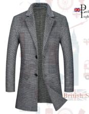 Abrigo British Style