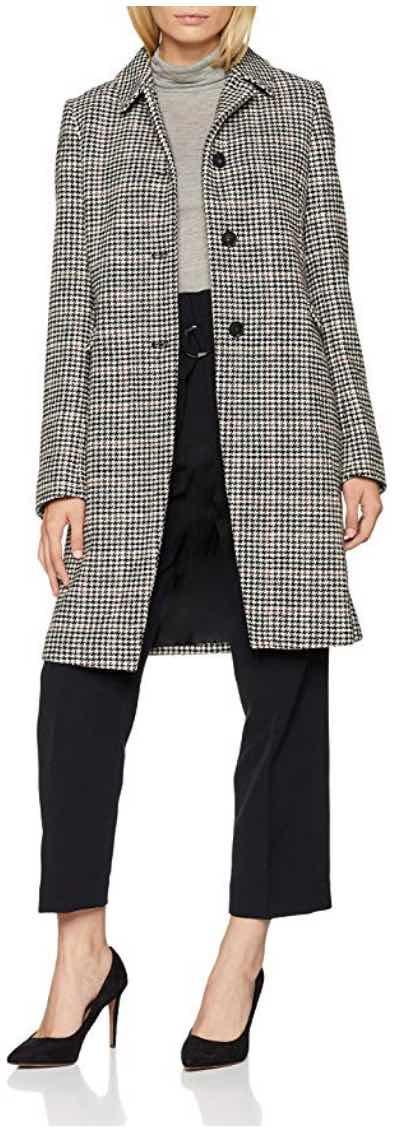Blaumax abrigo de estilo inglés