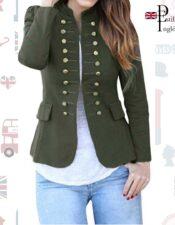 Blazer British Style