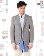 Blazer Gales British Style El Ganso