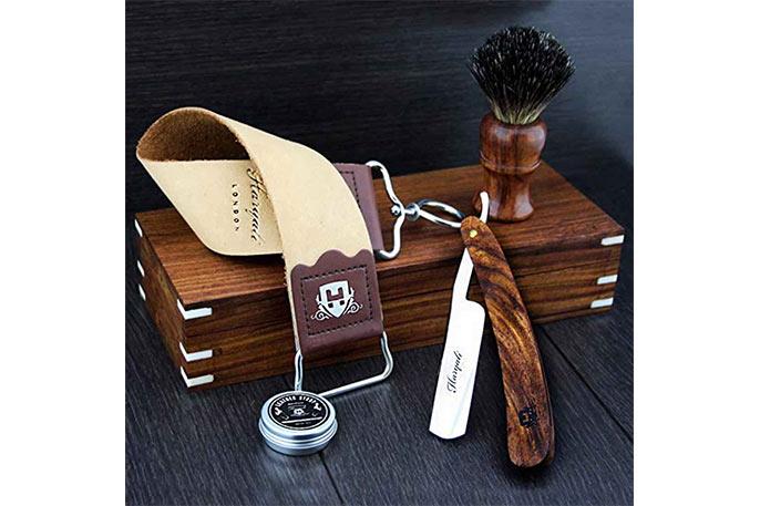 kits afeitado manual hombre