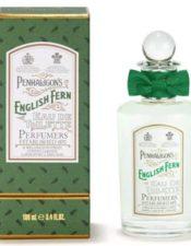 Perfumes de estilo inglés