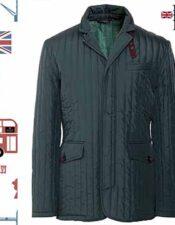 Hackett London Channel Blazer Chaqueta para Hombre de estilo inglés
