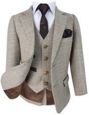 trajes de estilo inglés
