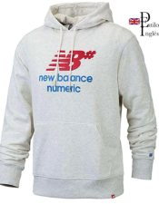 Sudadera con capucha New Balance British Style