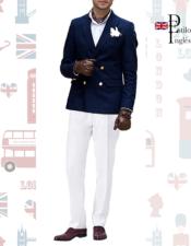 Traje de Dos Piezas British Style