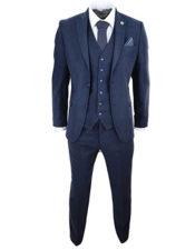 Traje Tweed estilo inglés