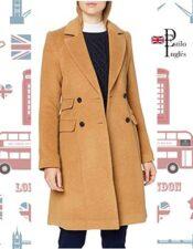 abrigo de estilo inglés