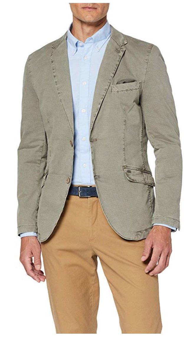 chaquetas y blazers de estilo inglés