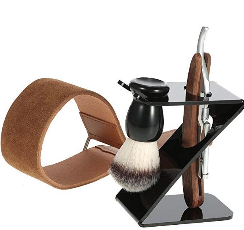 cuidado barba de estilo inglés