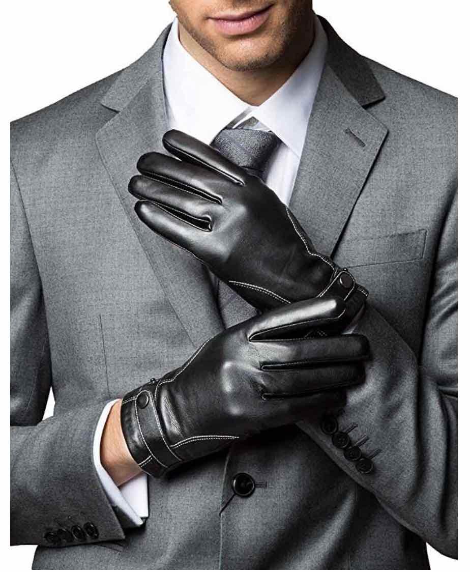 guantes de estilo inglés