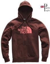 sudadera North Face Estilo Inglés