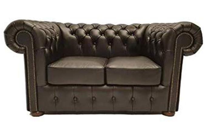 Chesterfield mueble de estilo inglés