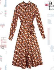 Dolores Promesas vestido de estilo inglés