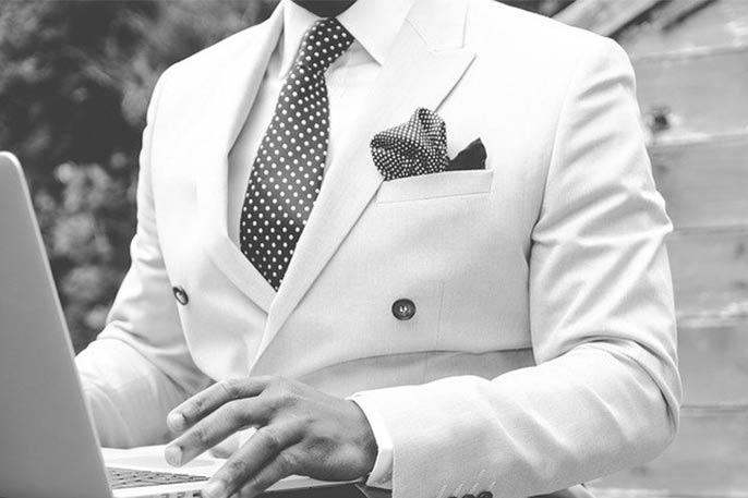 ropa de hombre de estilo inglés