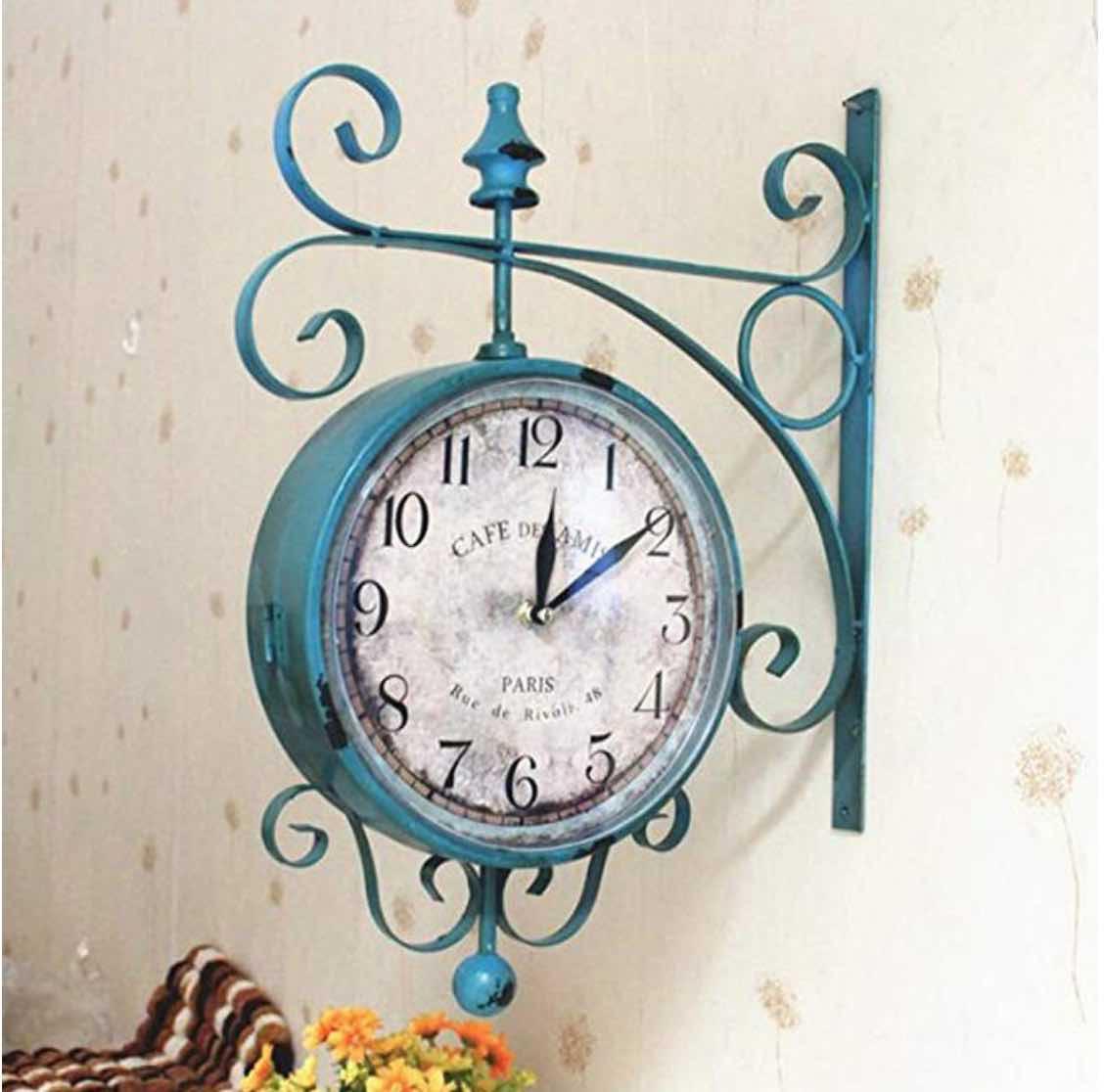 reloj de pared De Estilo Inglés
