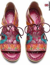 Sandalias de Verano estilo inglés