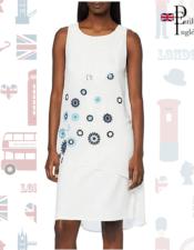Vestido de Verano Estilo Inglés