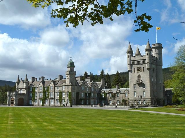 Castillo de Balmoral, cuna del puro estilo inglés
