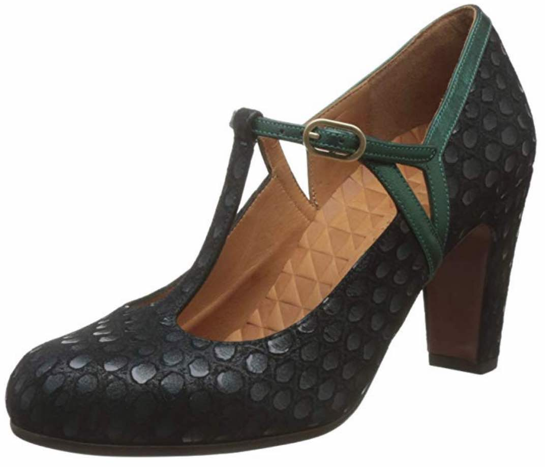 zapato estilo inglés