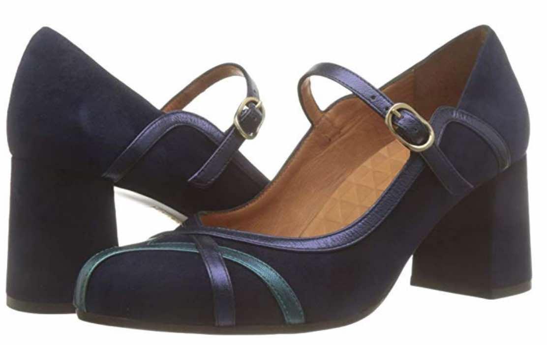 zapatos Merceditas de estilo inglés
