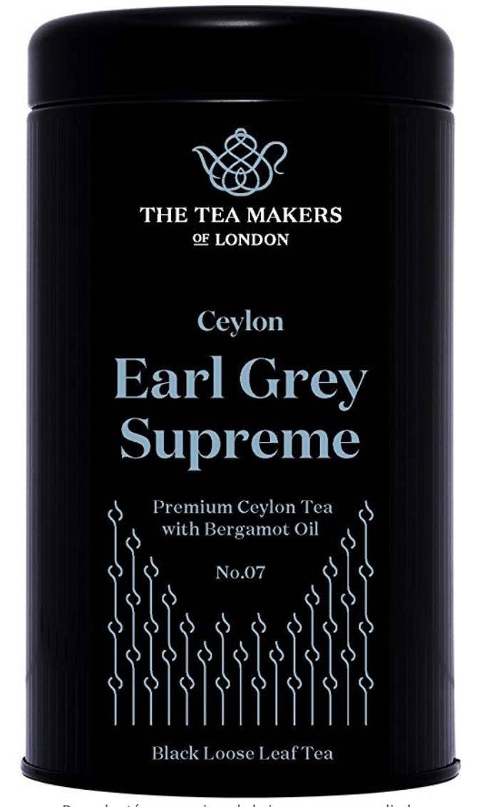 Luxury Supreme Earl Grey Black