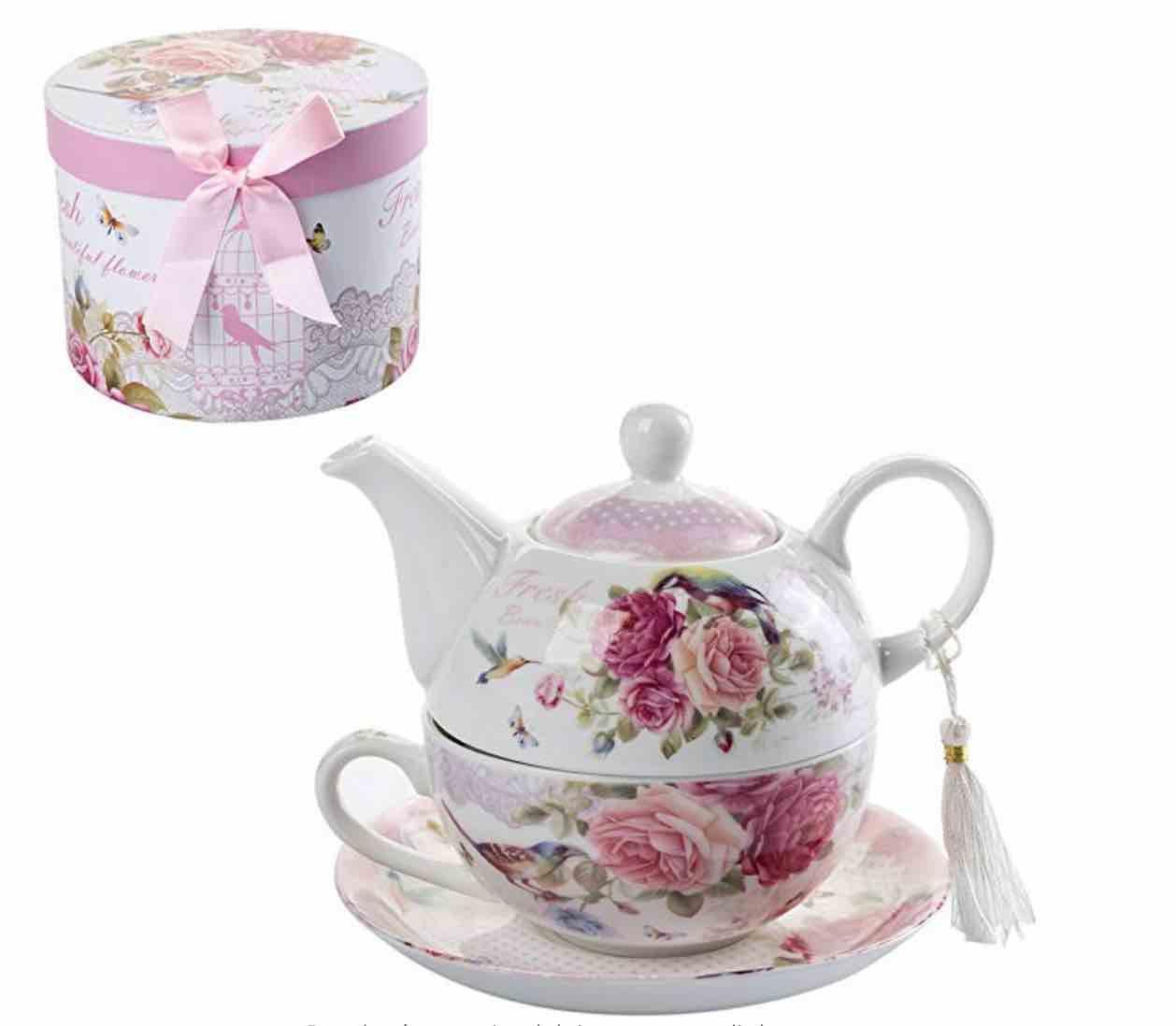 juego de té londinense