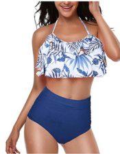bikini, traje de baño para mujer bañador de estilo inglés